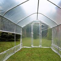 Odlingsväxthus DeLuxe. 20 kvm,