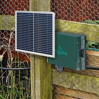 Irrigatia - solcellsdrivet bevattningssystem SOL-C180-Väderresponsiv, solcellsdriven bevattningsautomatik, Irrigatia