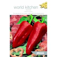 Paprika PEPPER Sweet Romano-Frö till Paprika