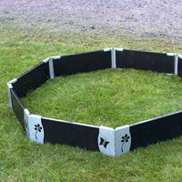 Odlingskrage byggsats - bräda 60 cm-Bräda till byggsats odlingskrage