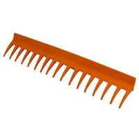 Trädgårdskratta ergonomisk, orange-Ergonomisk trdgrdskratta, orange