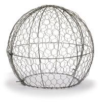 Formklippningsmall, Ball Topiary Frame-Mall för formklippning av perenna städsegröna buskar och träd