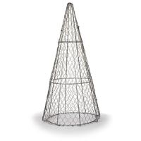 Formklippningsmall, Cone Topiary Frame-Formklippningsmall för städsegröna växter Cone Topiary Frame