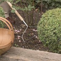 Jordkratta, Garden Life, Jordkratta i rostfritt stål