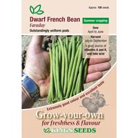 Fröpåse till Fransk dvärgböna, Faraday