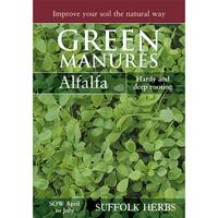 Gröngödsel, Alfalfa, Fröpåse till gröngödsel, Alfalfa
