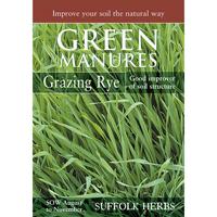 Fröpåse till gröngödsel, Råg/Grazing Rye