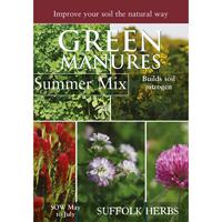 Fröpåse till gröngödsel - Sommar Mix