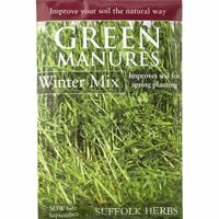 Gröngödsel - Winter Mix, Fröpåse till gröngödsel - Winter Mix
