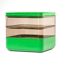 Groddbox, Bergs Bio Salad-Groddbox för groddning av fröer