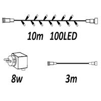 Glimmer set Ljusslinga - LED Garden Plug & Play, Glimmer ljusslinga - LED Garden Plug & Play