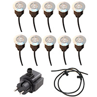 Spectrum Set (10-pack) - LED Garden Plug & Play-Spectrum - LED Garden Plug & Play Trädgårdsbelysning