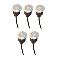 Spectrum 5-pack - LED Garden Plug & Play-Spectrum