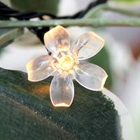 Ljusslingor - Flower - LED Garden Plug & Play, Ljusslinga med led-lampor till trädgården