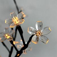 Ljusslingor - Flower - LED Garden Plug & Play, Led-lampor med blommotiv - trädgårdsbelysning