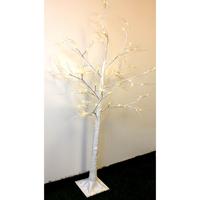 Tundra - LED Garden Plug & Play-Dekorationträd med tundra tema för trädgården