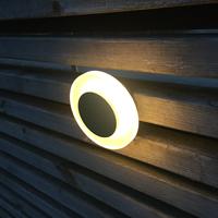 Vägglampa för utomhusbelysning