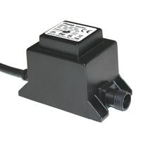 Transformator 80W - LED Garden Plug & Play-Transformator Plug & Play led trädgårdsbelyning
