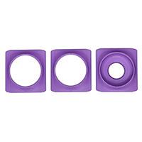 Dekorring till Minigarden Basic S Pots, lila