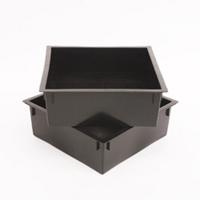 Lådor till maskkompost 2-pack-maskkompost för hushållsavfall