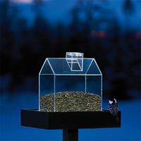 Fågelbord Twilight -Fågelbord Twilight med led-lampor
