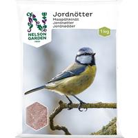 Jordnötter, 1kg-Föda till småfåglar