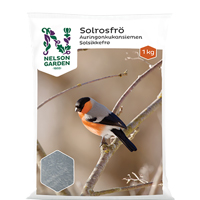 Solrosfrö, 1kg-Föda till småfåglar