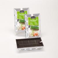 Groddtråg, Primo Vitamino, 2-pack-Odlingstråg för groddar