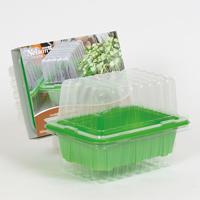 Minidrivhus för Micro leaf-Minidrivhus för odling av mikroblad