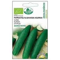 Gurka Marketmore, ekologiskt odlat, Organiskt odlade fröer till GUrka Marketmore