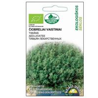 Timjan Organic BioSeed, ekologiskt frö, Fröer till Thymus vulgaris L, organiskt odlade