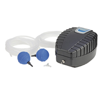 AquaOxy 500-Aqua Oxy syreförsörjning till dammen