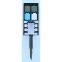 InScenio FM-Master 3-Flexibel och dekorativ strömförsörjning till dammen