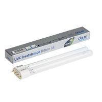 Utbyteslampa UVC-filter 18 W-Reservlampa UVC-filter 18 W