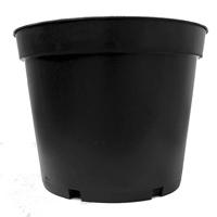 Plastkruka 2 Liter, 5-pack-Plantskolekruka/planteringskruka 2 liter