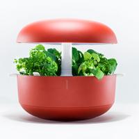Plantui Smart Garden - inomhusodling, röd-Inomhusodling med hydrokultur-vattenodling Smart Garden