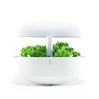 Plantui Smart Garden - inomhusodling, vit-Inomhusodling med hydrokultur-vattenodling Smart Garden