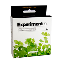 Plantui Experimentkapsel för fröer, 6-pack-Frökapslar till Plantui Smart garden utan fröer