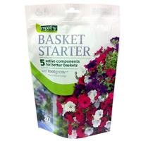 Basket starter - ampelnäring-Specialnäring för amplar/hanging baskets