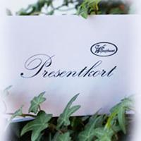Presentkort-