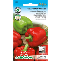 Paprika Californa Wonder, Frö till Paprika - Californa Wonder