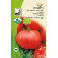 Tomat Organic,Cuor di Bue-Frö till Tomat Organic - Cuor di Bue