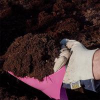 Handdigger - spade, rosa,