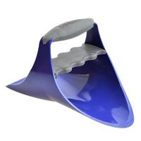 Handdigger - spade, blå-handspade digger