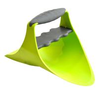 Handdigger - spade, grön-handspade digger