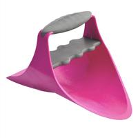 Handdigger - spade, rosa-handspade digger