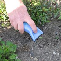 Lucko - Blå-Handredskap för ogräsrensning - Lucko