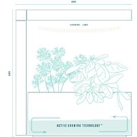 Herbie Inomhusodling - Herb:ie 23 - Vit, Inomhusodling i hydrokultur - Herbie
