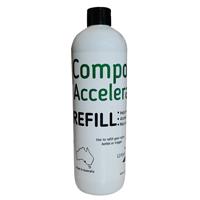 Accelerator för Bokashikompostering - Refill 500 ml-Accelerator för bokashikompost EM