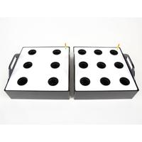 2-låds system till PMF-M30-2-låds system till odlingsstation PMF-M30